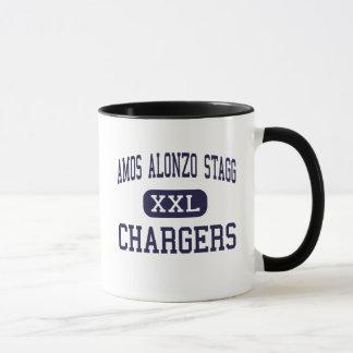 Amos Alonzo Stagg - Chargers - High - Palos Hills Mug