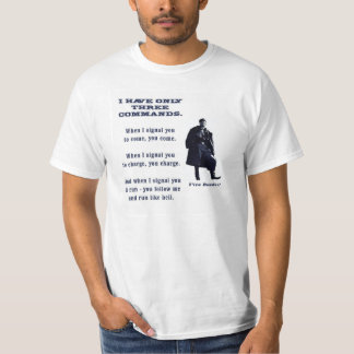 Amos Dundee Civil War Cavalry T-Shirt