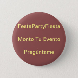 Amount your event 2 inch round button