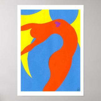 Amour à danser poster