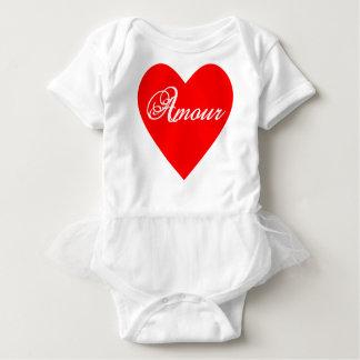 Amour Baby Bodysuit