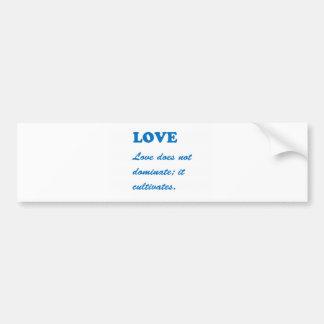 AMOUR : Cadeaux des salutations n : Coeur Romance  Adhésif Pour Voiture