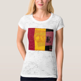 Amour coloré - art déco - T-shirt