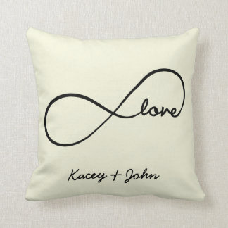 Amour d infini coussin