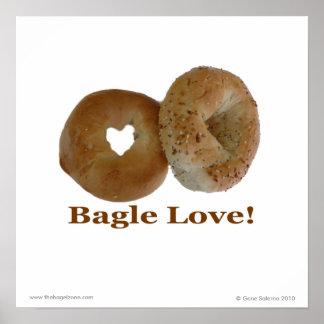Amour de bagel ! poster