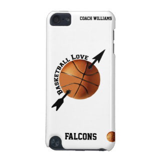 Amour de basket-ball coque iPod touch 5G