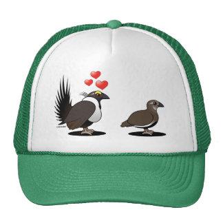 Amour de grouse sage casquettes de camionneur
