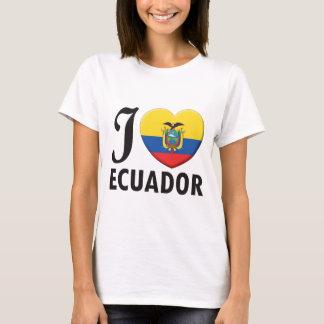 Amour de l'Equateur T-shirt