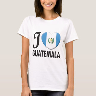 Amour du Guatemala T-shirt
