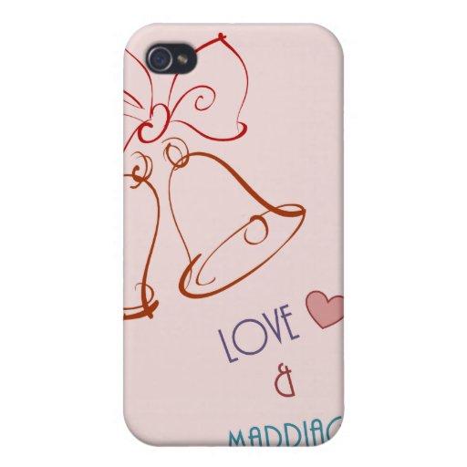 Amour et mariage étui iPhone 4/4S