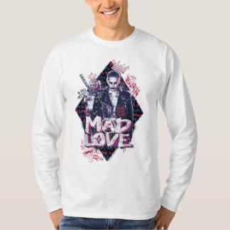 Amour fol du peloton | de suicide t-shirt
