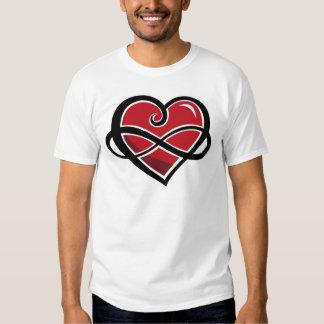 Amour infini tee-shirts
