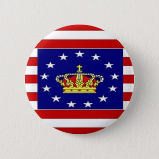 AMP Flag 2 Inch Round Button