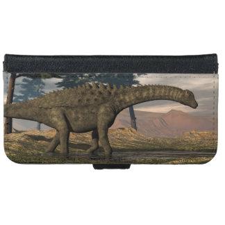 Ampelosaurus dinosaur iPhone 6 wallet case