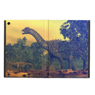 Ampelosaurus dinosaurs iPad air case