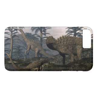 Ampelosaurus dinosaurs iPhone 8 plus/7 plus case