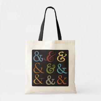 Ampersand bag
