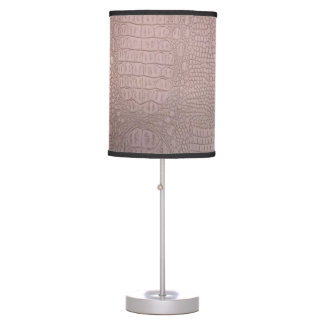 Amphibian Skin Table Lamp