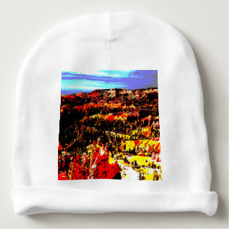 Amphitheater Bryce Canyon National Park Baby Beanie