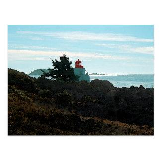 Amphitrate Lighthouse postcard