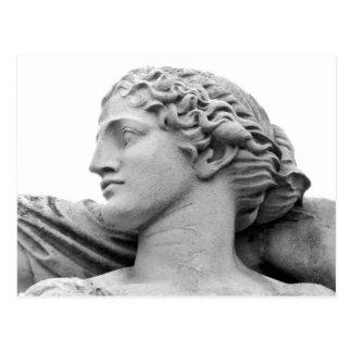 Amphitrite (Poseidon's Wife) Postcard
