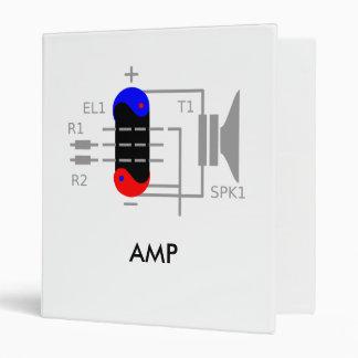 Amplifier Tube Vinyl Binders