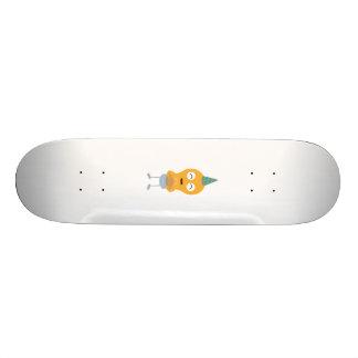 Ampoule de partie avec le gâteau Z91o5 Mini Skateboard 18,4 Cm