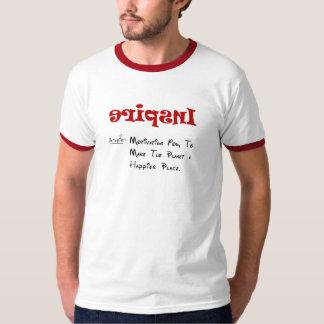 amraKbrand's Inspire design t-shirt