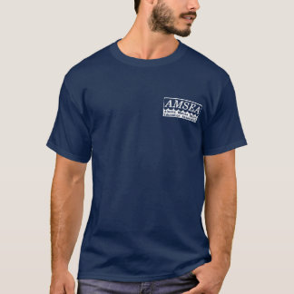 AMSEA Survival t-shirt - design on back