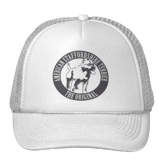 AmStaff RON 1 university/Cap Trucker Hat