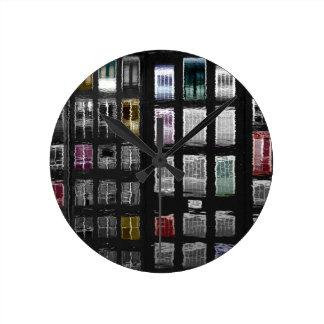 Amsterdam 28 round clock