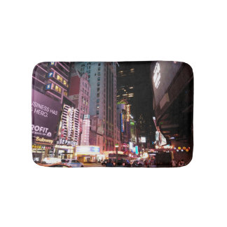 Amsterdam Avenue New York City 2017 Bath Mat