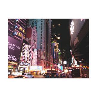 Amsterdam Avenue New York City 2017 Canvas Print