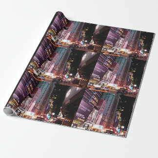 Amsterdam Avenue New York City 2017 Wrapping Paper