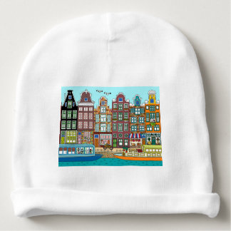 Amsterdam Baby Beanie