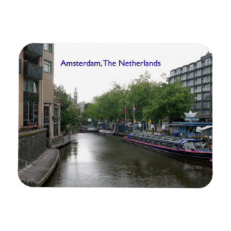 Amsterdam Canal Magnet