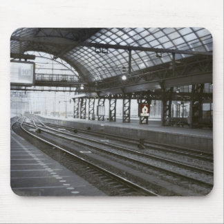 Amsterdam Central Station Mouse Pad
