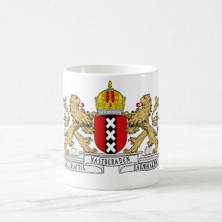 Amsterdam Coat of Arms Coffee Mug