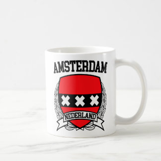 Amsterdam Coffee Mug