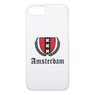 Amsterdam Crest iPhone 8/7 Case