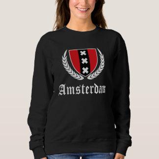 Amsterdam Crest Sweatshirt