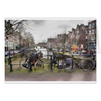 Amsterdam Fine Art Card