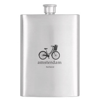 Amsterdam Hip Flask
