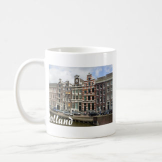 Amsterdam, Holland Coffee Mug