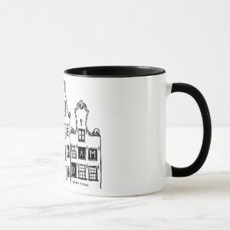 Amsterdam house mug