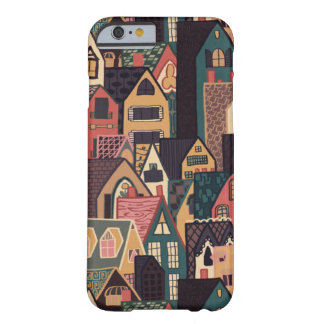 Amsterdam Houses iPhone 6 Case/Cover/Protection Barely There iPhone 6 Case