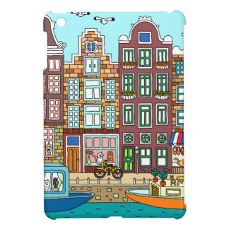 Amsterdam iPad Mini Cover