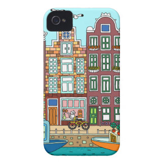 Amsterdam iPhone 4 Case