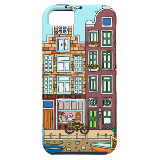 Amsterdam iPhone 5 Cover
