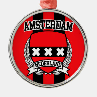 Amsterdam Metal Ornament